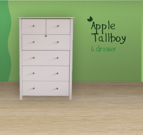 Bedroom Furniture Nz the apple range furniture - children's bedroom furniture superbly